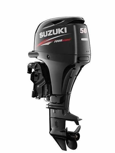 Suzuki DF50ATS