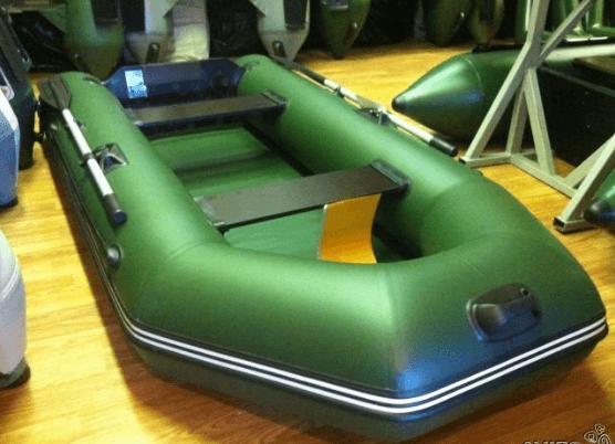 Надувная лодка ПВХ «Аква 2800» под мотор