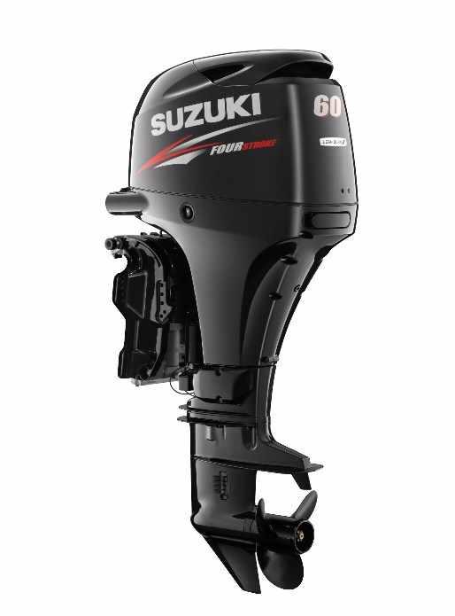 Лодочный мотор Suzuki DF60ATL