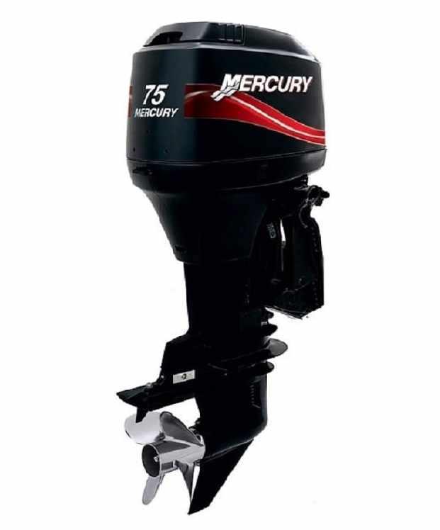 Mercury ME 75 ELPTO подвесной лодочный мотор