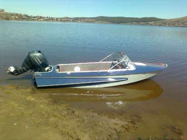 Лодка «Обь 1»