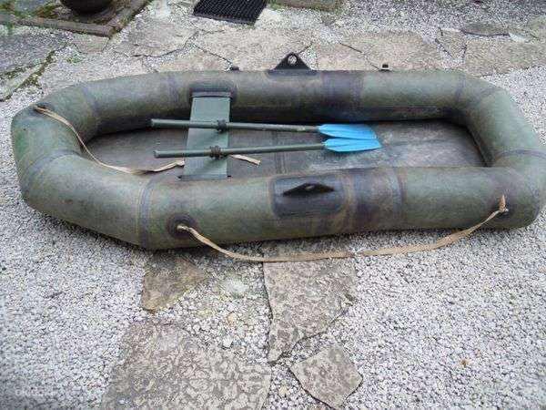 Лодка Омега