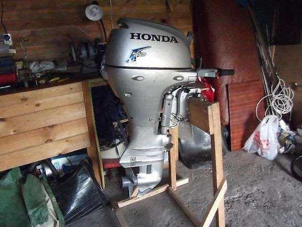 Лодочный мотор Хонда 20 л.с 4такта