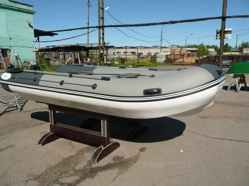 Лодка РИБ Water Way 390
