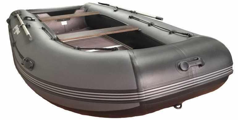 Серый вариант окраса RiverBoats RB-430
