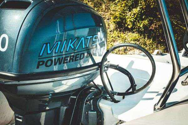 Корейский лодочный мотор Mikatsu M 50 FHS