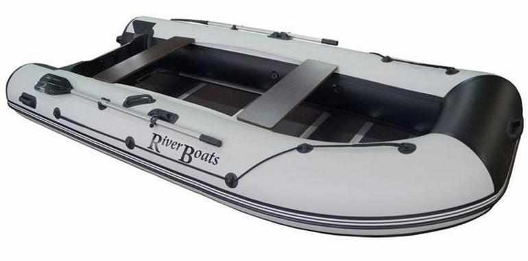 Надувная лодка ПВХ RiverBoats RB 330 (НДНД)