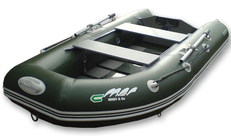 Лодка ПВХ Кайман НДНД N-275