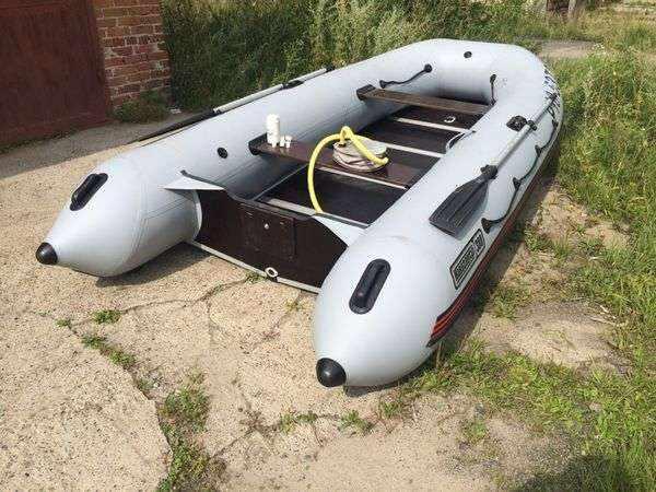 Лодка Навигатор 380 AL фото