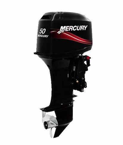 Mercury ME 50 EO подвесной лодочный мотор