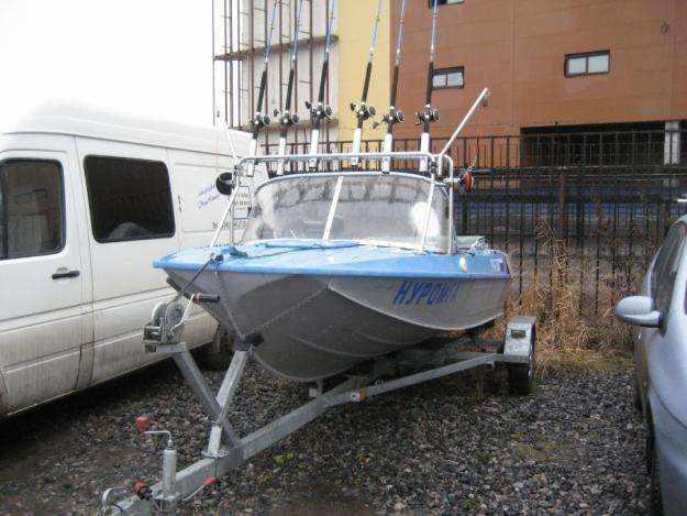 Прицеп для лодки Казанка