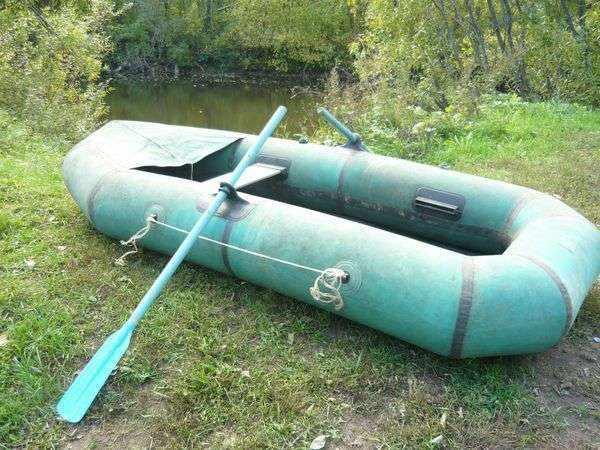 Лодка Омега 2 фото