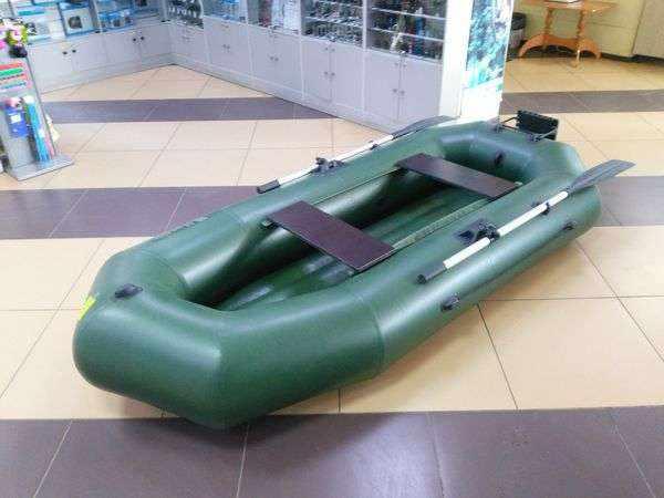 Лодка Муссон R 260 C TР