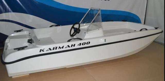 Лодка Кайман 400