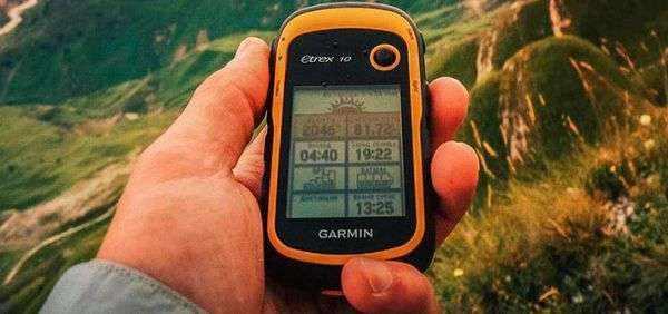 Навигатор Garmin E-Trex 10