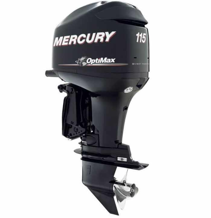 Mercury ME 115 ELPT OptiMax подвесной лодочный мотор