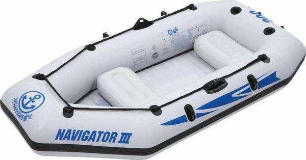 Надувная лодка Навигатор ПВХ НДНД