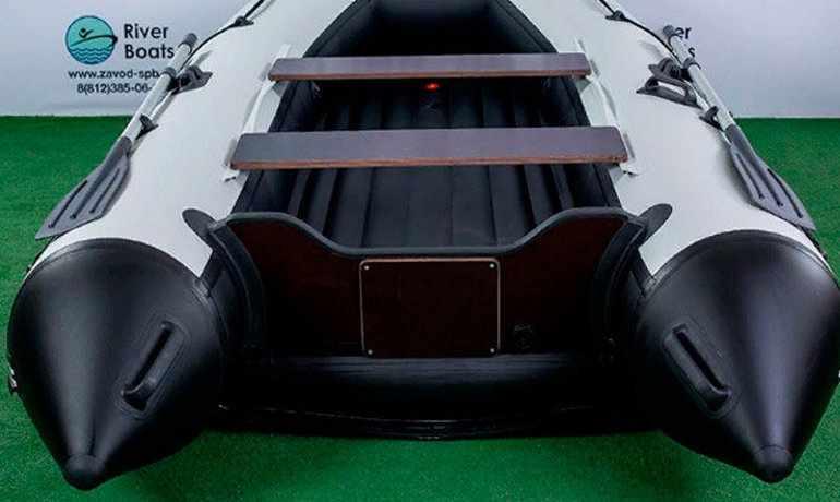 Лодка ПВХ RiverBoats RB 330 (НДНД)