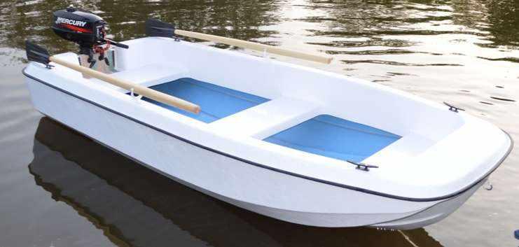 Лодка Кайман