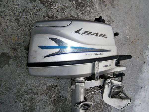 Китайский лодочный моторSail