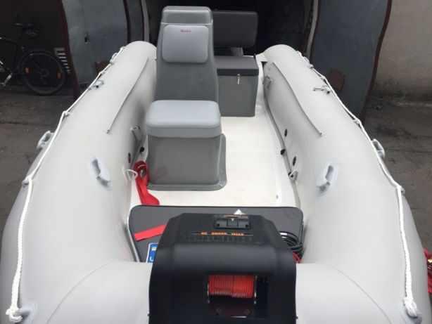 Лодка РИБ Navigator 420