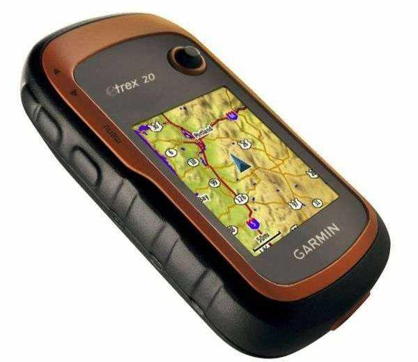 Навигатор Garmin E-Trex 20