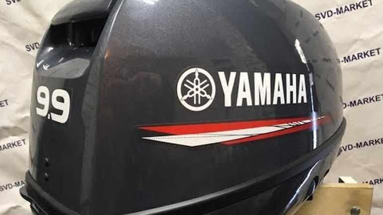 Мотор Yamaha 9.9 GMHS