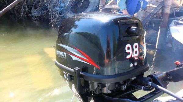 Подвесной лодочный мотор Hidea HD 9.8 FHS