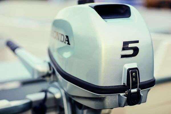 Лодочный мотор Хонда BF 5 DH SHU