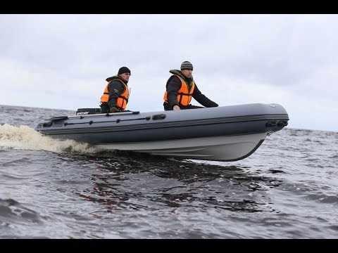 Характеристики лодки РИБ Навигатор 420