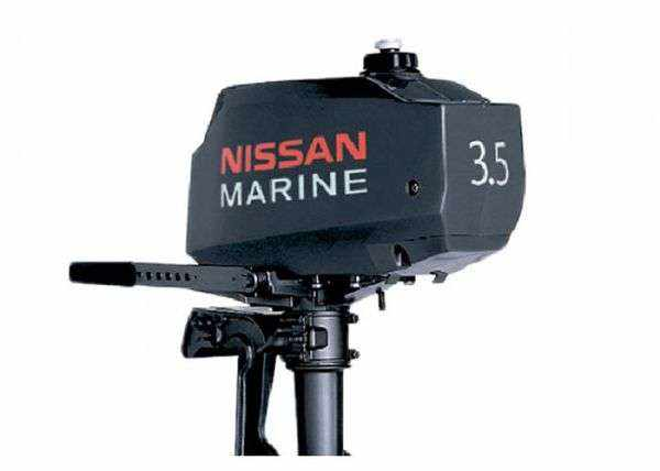 Лодочный мотор Nissan 3.5 A2
