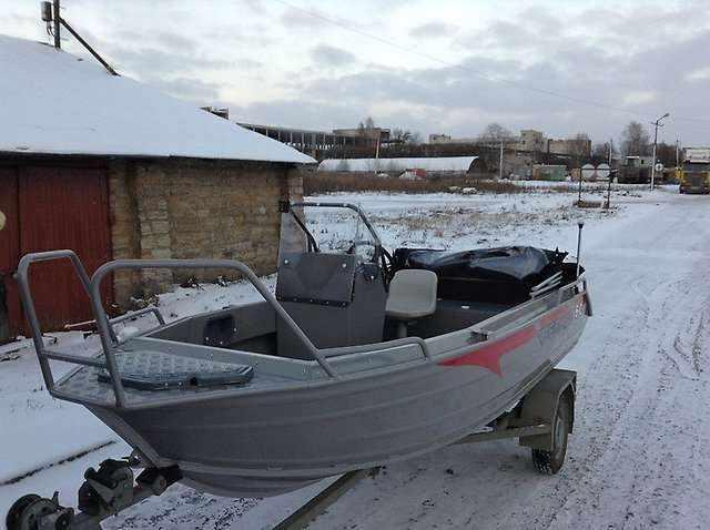 Лодка «Беркут S-C»