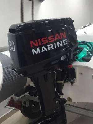 Лодочный мотор Nissan Marine 30 A4
