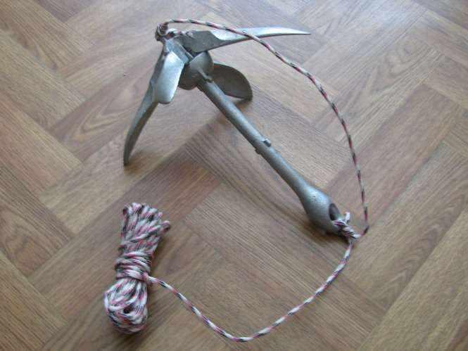 Веревка для якоря