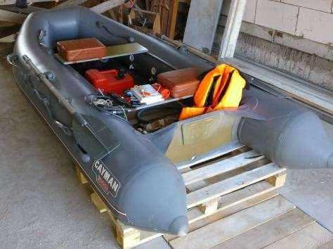 Надувная лодка Кайман-330