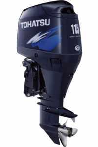 Tohatsu MD115 EPTOL подвесной лодочный мотор