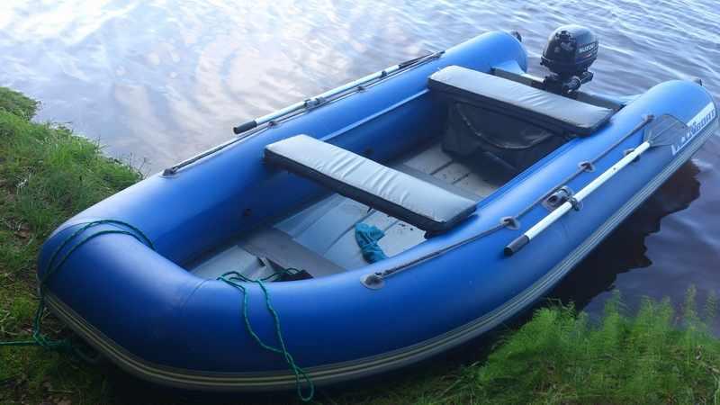 Лодка Риб 360