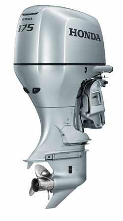 Honda BF 175 подвесной лодочный мотор