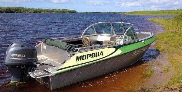Лодка Моряна