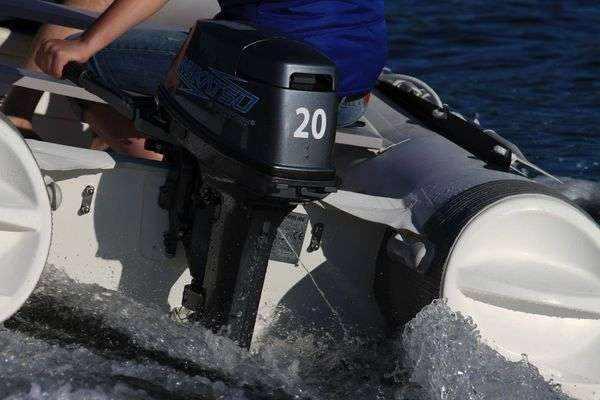 Корейский лодочный мотор Mikatsu M20 FHS