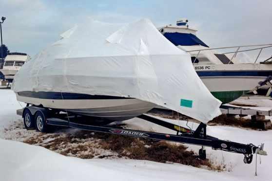 Консервация катера на зиму: что нужно?