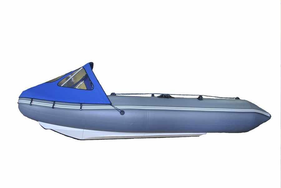 Лодка Риб с жестким дном