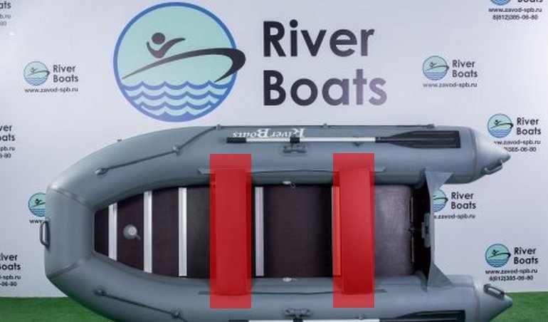 Сидения в лодке ПВХ RB-300