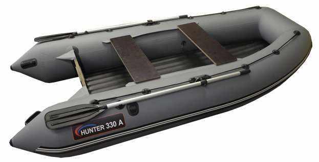 Надувная лодка «Хантер 330 А»