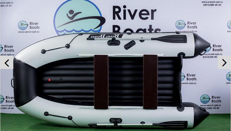 Презентация лодки RiverBoats RB-430