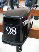Лодочный мотор Тохатсу 9.8 л.с. двухтактный