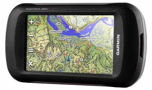 GPS навигатор Гармин