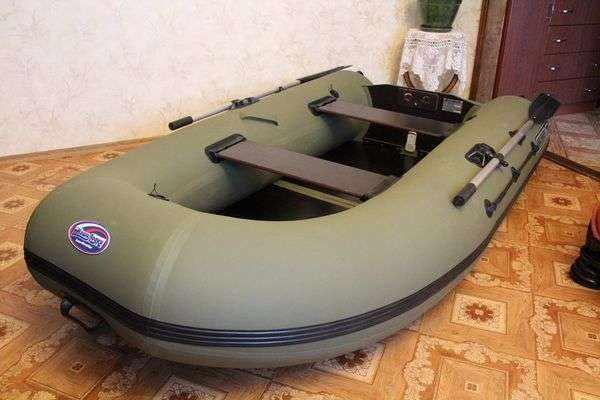 Лодка Навигатор 270 фото