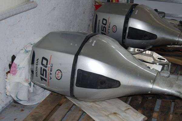 Лодочный мотор Хонда BF150