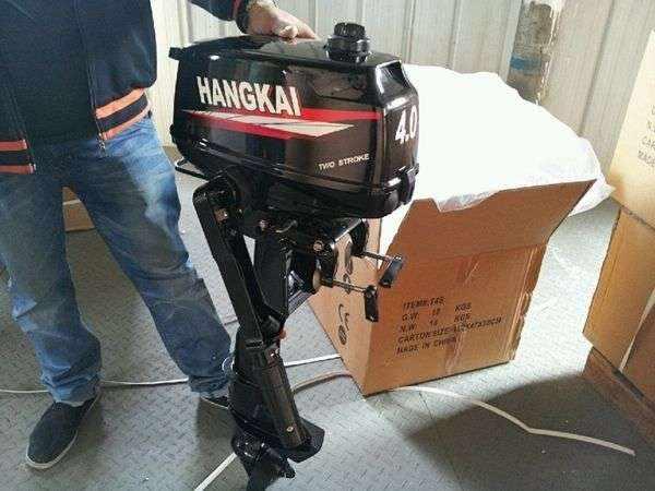 Китайский лодочный мотор Hangkai